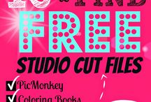 Studio Cut Files