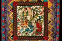 #1: Compositions in Colour, and Design /  Rugs, Quilts, Mosaics, and other things. / by a.m.f.