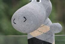 Sock dolls :)