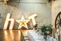 Engine works - Warehouse wedding