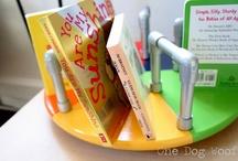 bookshelf / by Steph Bargainfun