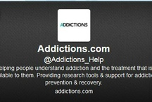 Connect With Addictions.com / Come and learn the signs, symptoms, treatment information and other important information about addictions.