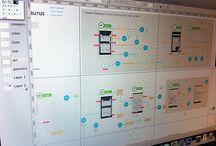 Inspiration - Concept, Mockup & Wireframe