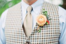 Groom Style / Groom and Groomsmen Styles created by Molly Taylor and Co.