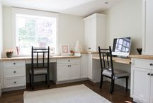 office / by Anne Williams