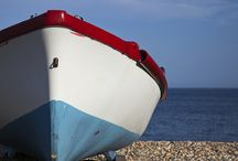 Seaside colors