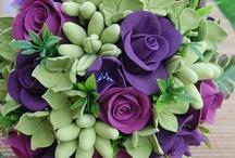 purple love / by ALLISON WEBSTER