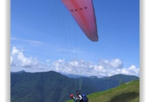 Lake Maggiore - Sport & Extreme Sport / Sport and Extreme Sports in and around Lake Maggiore, things to do on holiday in Italy.