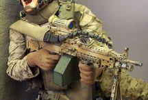 soldier modern