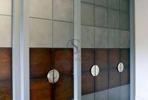 Hallways, Doors, Storage, Room Divides etc
