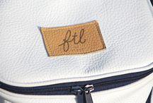 Ribags X For The Ladies / Las chicas de Fortheladies (FTL) cumplieron su primer año de vida como la tienda valenciana referente en streetwear. Y, dentro de este aniversario, creamos junto a ellas una mochila en edición limitada para celebrarlo.