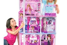 My Love For Barbie... / by Nissa-Lynn Interiors