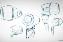 Hand Sketching Product Design