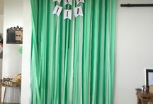 Minty Kitchen Tea / I done the decorations for my friends bridal shower/kitchen tea  The theme... MINT