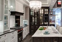 Kitchens and dining / by Tamara Dickson