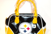 Steelers Womens Gear / by Cameron Flare