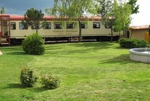 Terraza - Jardín con vistas / Terraza - Jardín Vistas Segovia