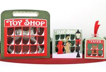 Christmas Toy Shop SVG Collection