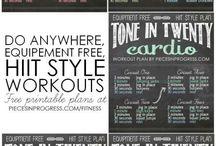 General Workout ideas