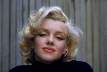 Marilyn - Iconic Bombshell / The public's infatuation with Marilyn Monroe / by Jolene West LE, COE