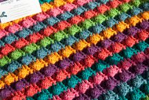 Crocheted pillows and afghans  / by Trisha Salerno