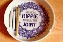 Hippies Dig Deep / Hippies and Hippys, Burn One Project.  YES-I!