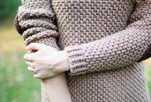 пуловер крючок