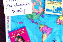 Summer Library Activites