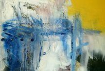 """Exhibition """"DAYAN PRADO BRAVO"""" / Paintings on Canvas"""