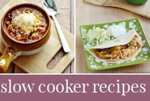 Slow cooker recipes / Chicken slow cooking