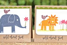 Wild about you / Cards