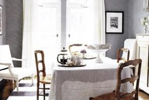 Gray Room Inspiration / by Tracey Kofoed
