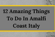 Upcoming travel Italy