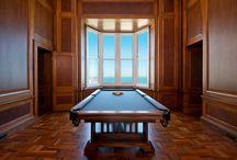Бильярдные комнаты/Billiard Room