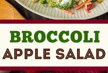 SALAT  - Broccoli