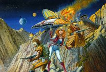 Star Frontiers! / by Rich Guth