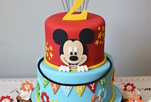 Birthday party Mickey Theme