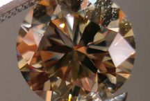 Brown Diamonds / Brown diamonds are the most common colored diamonds mined worldwide. To learn more, please visit: http://www.pricescope.com/wiki/fancy-color-diamonds/brown-diamonds