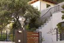 Casa ( ideias portões, varandas, fachada, alpendre)