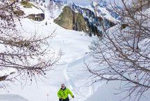 NonSoloMoto: ciaspole, hiking e di tutto un pò... / Escursioni di ogni genere: passeggiate ecc...ecc...
