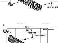 Решетка радиатора / Решетки радиаторов авто
