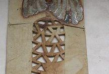keramický kachel