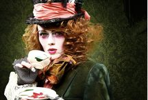 Editorial, avant-garde & art makeup