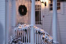 Eingang Haus