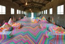 Rainbow Spaces