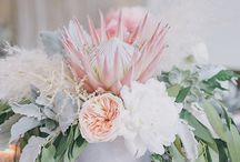Protea wedding