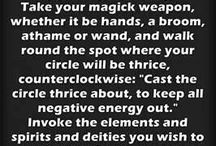 Magic in the air / Spells and stuff