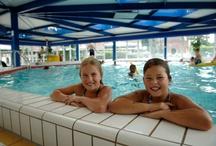Overdekt zwembad / Vakantiepark & Partycentrum Mölke heeft een verwarmd overdekt zwembad met kinderbad.