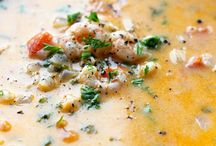 RECIPES:  Soups / by Gwen Holt