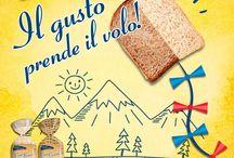 Pane Senza Glutine / Il pane Mediterranei è gustoso e ricco di fibre. Rimane sempre morbido e fresco grazie alla comoda confezione richiudibile. www.piacerimediterranei.it/prodotti/pane-senza-glutine/